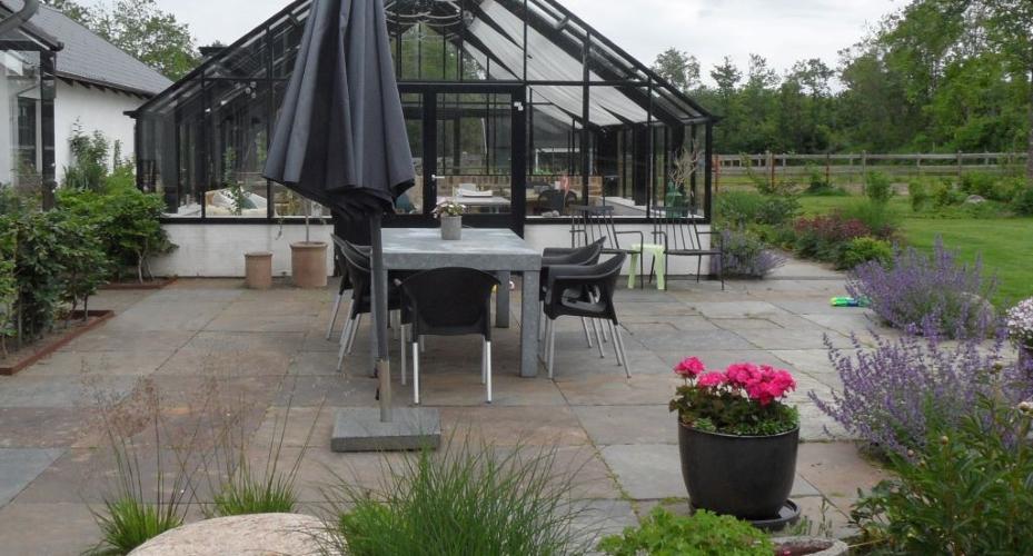 Gør din terrasse klar til de solrige dage …